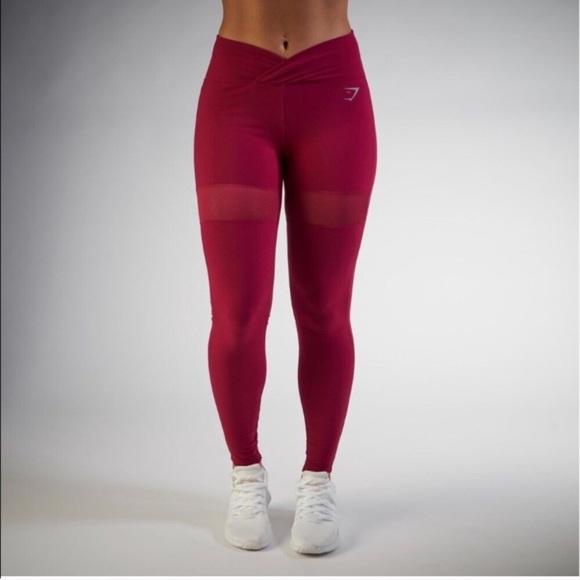 b0ddbcea91b4e Gymshark Pants | X Nikki Blackketter Leggings | Poshmark
